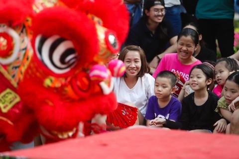Hang nghin nguoi dao choi Hoi hoa xuan Tao Dan hinh anh 15