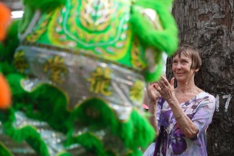 Hang nghin nguoi dao choi Hoi hoa xuan Tao Dan hinh anh 16