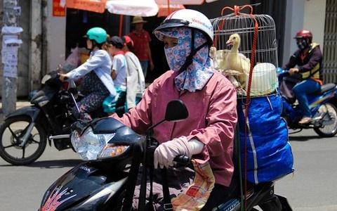 Mối nguy hiểm cần biết khi bức xạ tia UV tại TP.HCM ở mức báo động