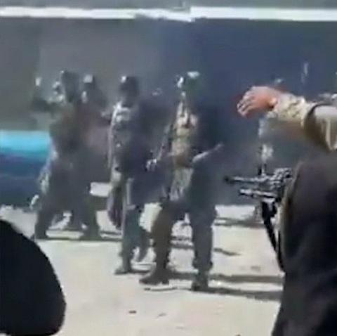 Taliban anh 1