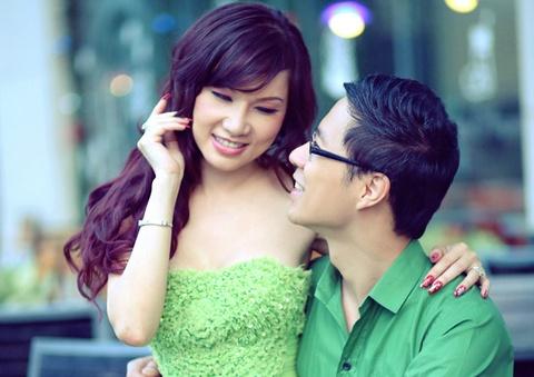 MC Anh Quan - Kavie Tran Yeu het con tim hinh anh
