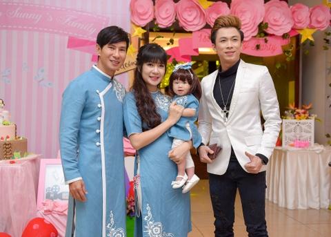 Ly Hai - Minh Ha lam tiec thoi noi cho con gai ut hinh anh 10
