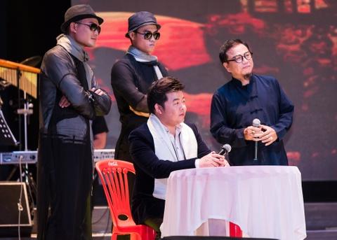 Quach Tuan Du doi dau Quang Le trong live show bolero hinh anh 6