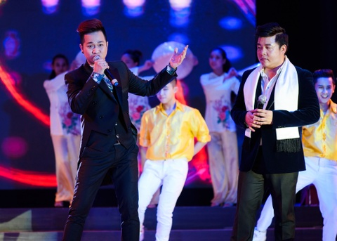 Quach Tuan Du doi dau Quang Le trong live show bolero hinh anh 1