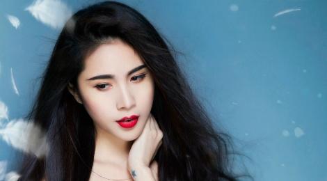 Album nhac phim cua Thuy Tien that the tren BXH Zing hinh anh