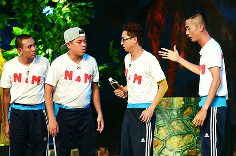 Hua Minh Dat, Quach Ngoc Tuyen am giai 100 trieu dong hinh anh