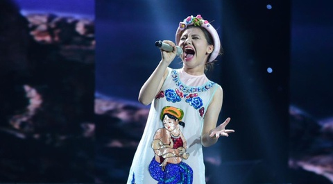 Thi sinh X Factor 'cuop hit' cua Thanh Lam, Ho Quynh Huong hinh anh