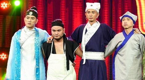 Hoc tro Hoai Linh dung chan sau nhieu tuan bi Tran Thanh che hinh anh