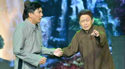 Hoai Linh xuat than voi trich doan 'Hon vong phu' hinh anh