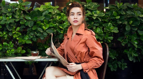 Ho Quynh Huong doi dau Ho Ngoc Ha tren BXH Zing hinh anh
