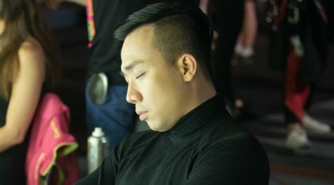 Tran Thanh ngu gat truoc chung ket Buoc nhay ngan can hinh anh