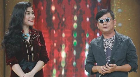 Uyen Trang tung yeu tham Tan Beo hon 10 nam truoc hinh anh