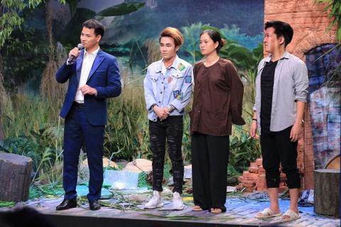 Tran Thanh hoa thang kho lay nuoc mat nguoi xem o On gioi hinh anh 11