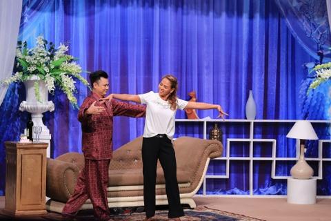 Tran Thanh hoa thang kho lay nuoc mat nguoi xem o On gioi hinh anh 6