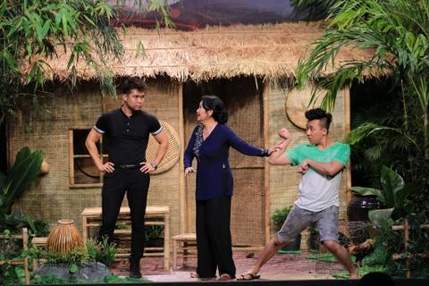 Tran Thanh hoa thang kho lay nuoc mat nguoi xem o On gioi hinh anh 3