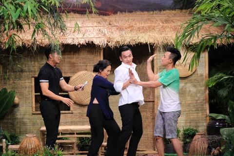 Tran Thanh hoa thang kho lay nuoc mat nguoi xem o On gioi hinh anh 4
