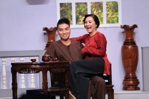Tran Thanh hoa thang kho lay nuoc mat nguoi xem o On gioi hinh anh 12