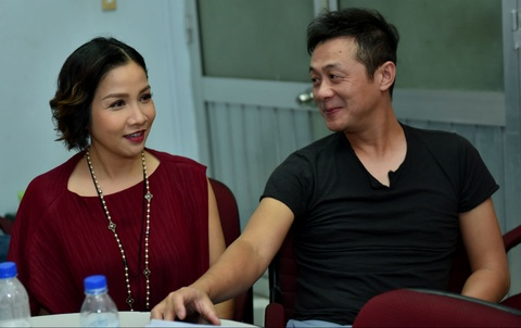 Hoai Linh treu choc can nang cua Hong Van trong canh ga hinh anh 6