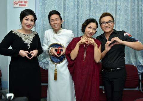 Hoai Linh treu choc can nang cua Hong Van trong canh ga hinh anh 7