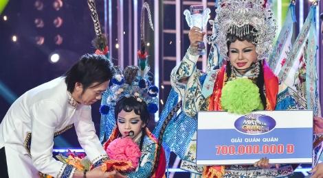 Le Giang: 'Thang giai khong vi Hoai Linh ne tinh quen biet' hinh anh