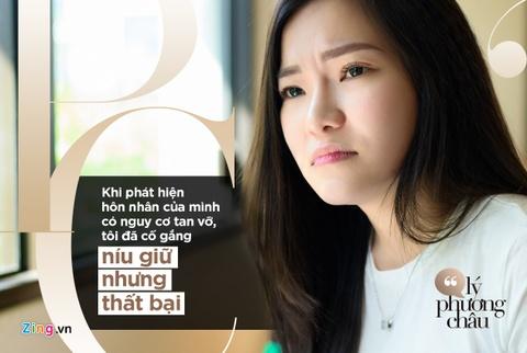Ly Phuong Chau: 'Lam Vinh Hai cong khai yeu Linh Chi, toi da rat soc' hinh anh 1