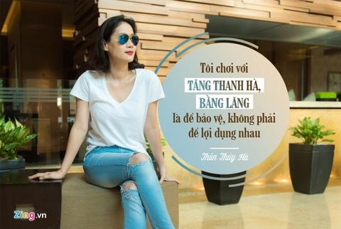Than Thuy Ha: 'Tu choi game show du tien bang mot nam di phim' hinh anh 5