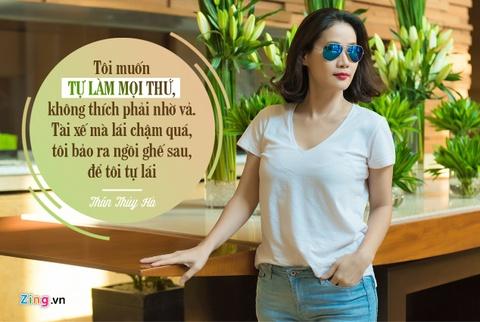 Than Thuy Ha: 'Tu choi game show du tien bang mot nam di phim' hinh anh 4