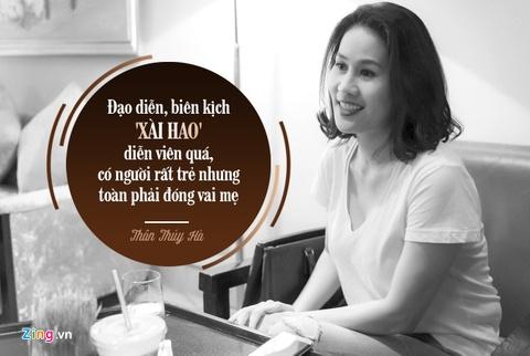Than Thuy Ha: 'Tu choi game show du tien bang mot nam di phim' hinh anh 1