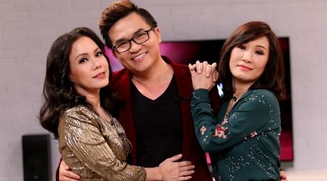 Viet Huong - Hong Dao cam trich game show moi sau tin bat hoa hinh anh