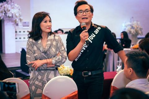 Hong Dao: 'Toi khong gianh giat chuong trinh voi Viet Huong' hinh anh 3