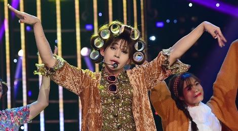 Jun (365) gia Bich Phuong hat hit 'Bao gio lay chong' hinh anh