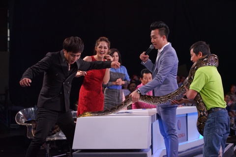 Bao Anh 'doa danh' Ho Quang Hieu vi thua trang o Nguoi bi an hinh anh 5