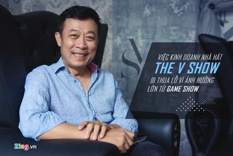 Van Son: Tham gia game show de nuoi san khau hinh anh 1