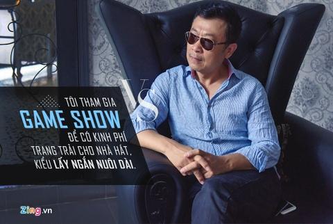 Van Son: Tham gia game show de nuoi san khau hinh anh 2