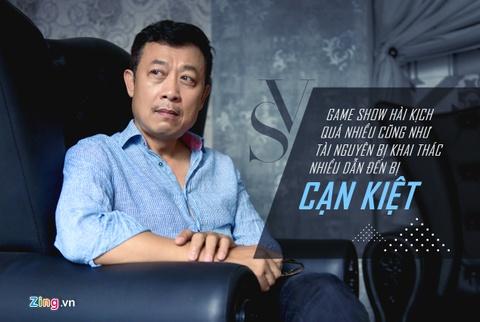 Van Son: Tham gia game show de nuoi san khau hinh anh 3