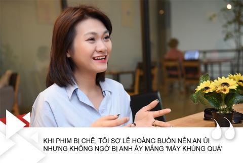 Nha san xuat phim au dam 'Soi trang' khong do loi cho Le Hoang hinh anh 4