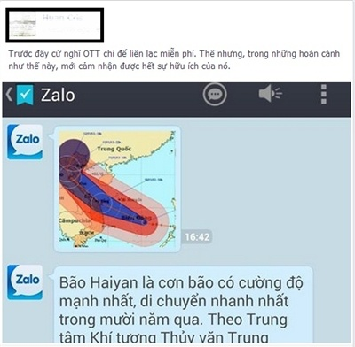 Ung dung OTT dong hanh doi pho voi sieu bao Haiyan hinh anh