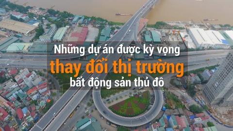 5 'dai du an' la buoc ngoat cho thi truong bat dong san Ha Noi hinh anh