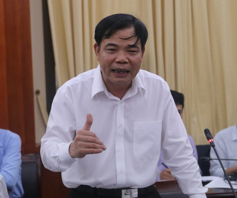 Bo truong Nong nghiep de nghi Samsung Viet Nam 'giai cuu' thit heo hinh anh
