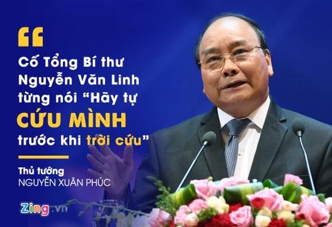 10 phat ngon an tuong cua Thu tuong tai hoi nghi doanh nghiep lan hai hinh anh 4
