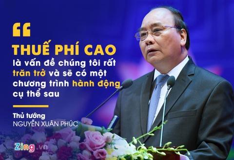 10 phat ngon an tuong cua Thu tuong tai hoi nghi doanh nghiep lan hai hinh anh 10