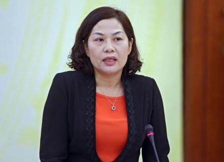 Pho Thong doc Nguyen Thi Hong noi ve vu mat tien tai Eximbank hinh anh