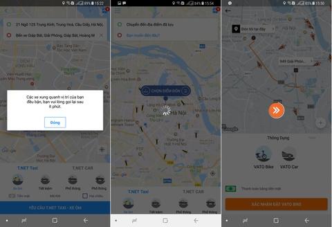Ung dung thay the Uber ngay dau: Nguoi Ha Noi than kho, TP.HCM khen hinh anh