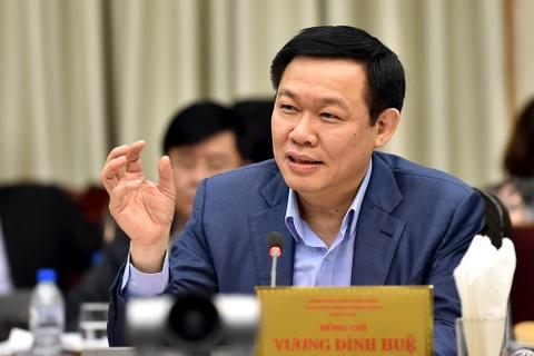 PTT Vuong Dinh Hue: 'Cai cach tien luong la yeu cau khach quan' hinh anh 3