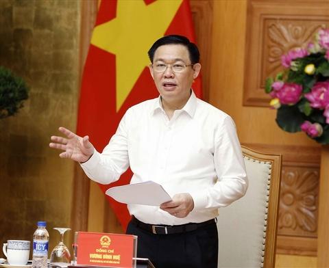 PTT Vuong Dinh Hue: 'Ca nuoc dang thuc hien hieu qua muc tieu kep' hinh anh 4