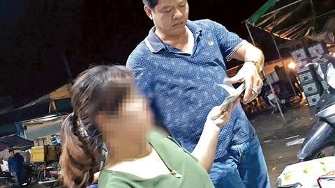 Thu truong Bo Cong an: Vu viec o cho Long Bien la khong the chap nhan hinh anh