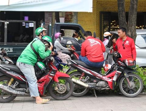 Tong giam doc ABER: '80% tai xe chay cho nhieu ung dung khac nhau' hinh anh
