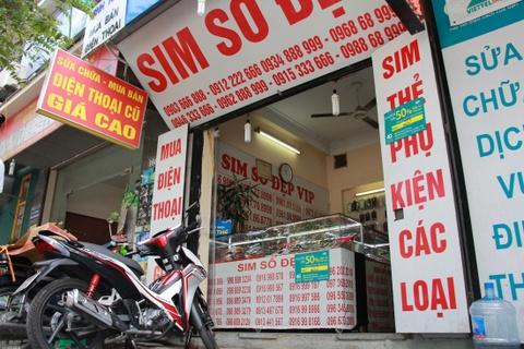 Bo truong Nguyen Manh Hung neu giai phap can co de quet sach SIM rac hinh anh