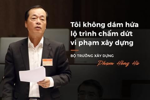 Phat ngon an tuong trong 3 ngay Quoc hoi chat van 'theo loi hua' hinh anh 8
