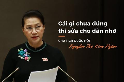 Phat ngon an tuong trong 3 ngay Quoc hoi chat van 'theo loi hua' hinh anh 10